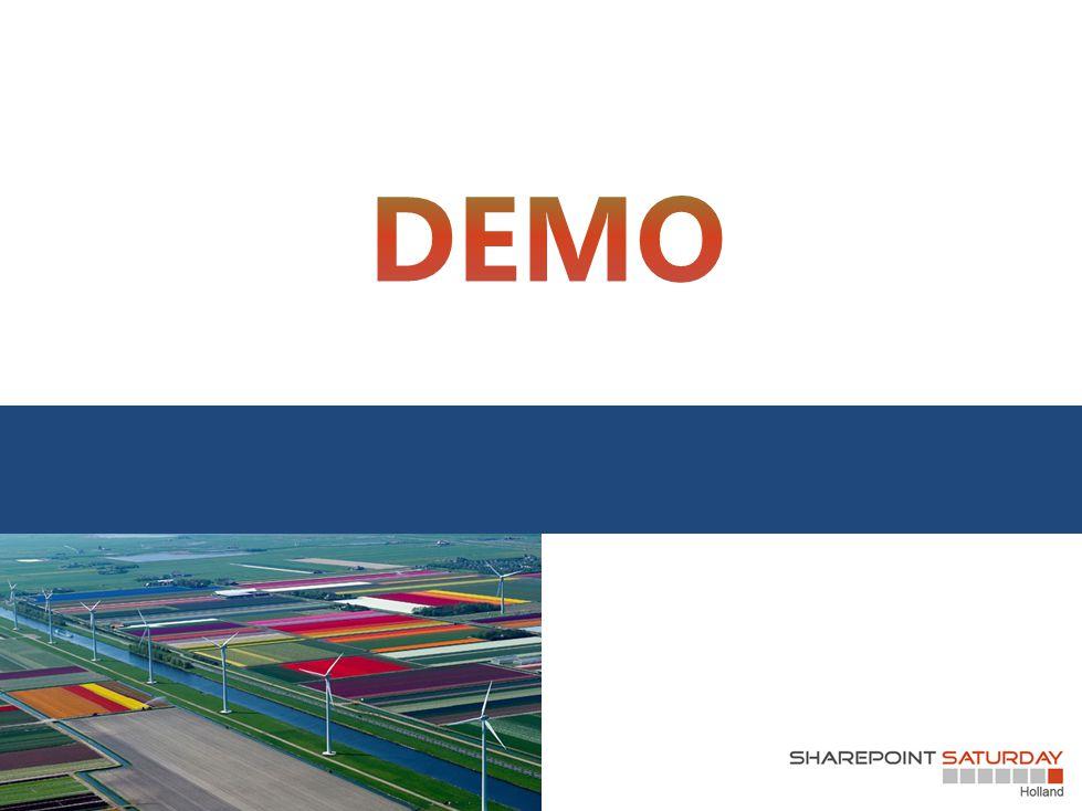 Bert Jan van der Steeg @bertjanvdsteeg http://nl.linkedin.com/in/bertjanvandersteeg facebook.com/pages/sharepointtraining SharePoint Consultant Trainer (MCT) Social Business Consulting SharePoint Social Intranet Consulting Huidige projecten: SharePoint Dead Intranet Assessment