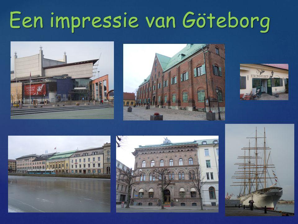 Een impressie van Göteborg