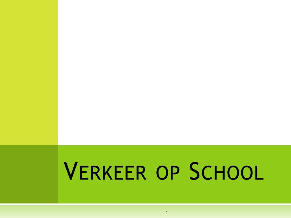 E N T OCH :  Middelbare scholen werken te weinig aan verkeerseducatie.