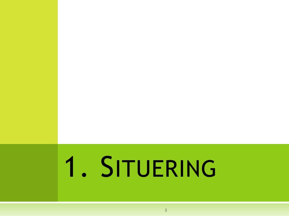 1. S ITUERING 3