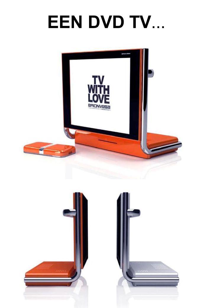 EEN DVD TV...