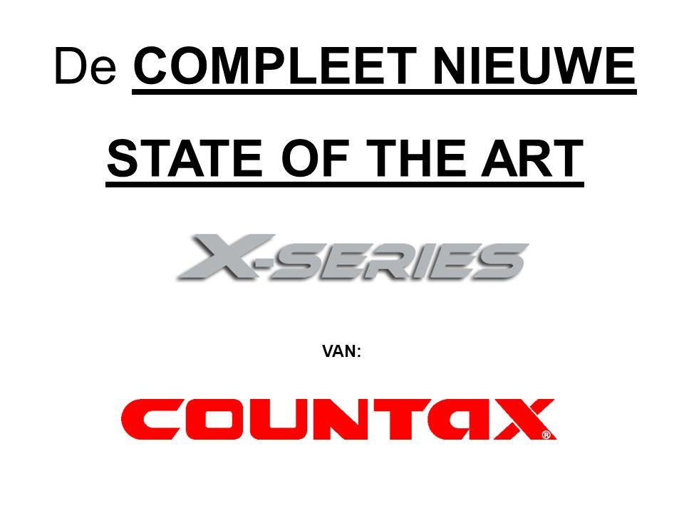 De COMPLEET NIEUWE STATE OF THE ART VAN: