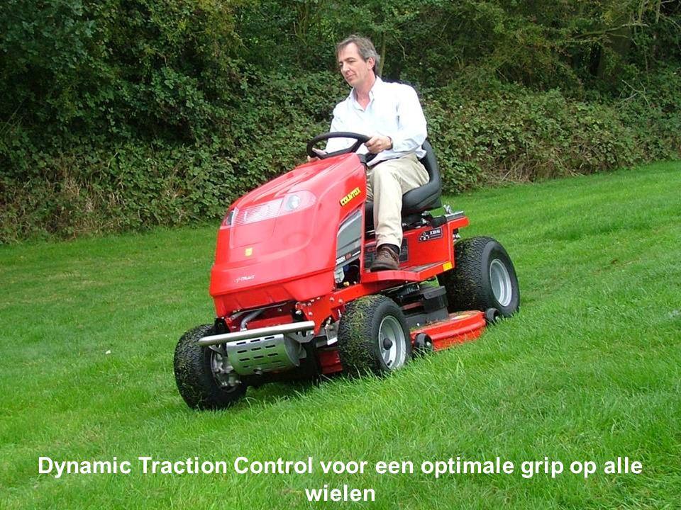 Dynamic Traction Control voor een optimale grip op alle wielen