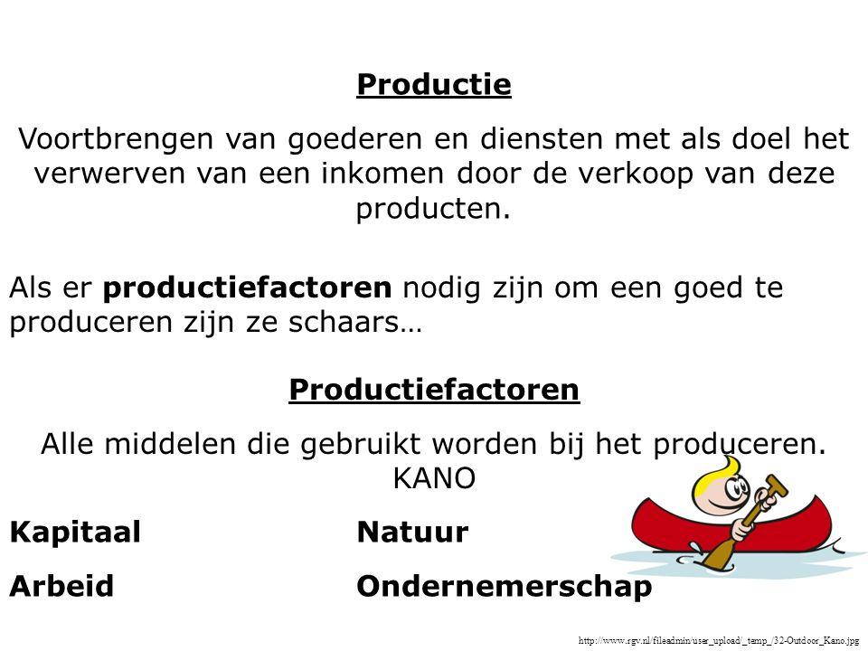 Productiecapaciteit Maximale hoeveelheid goederen en diensten die een bedrijf of een land per tijdseenheid (meestal een jaar) kan voortbrengen.