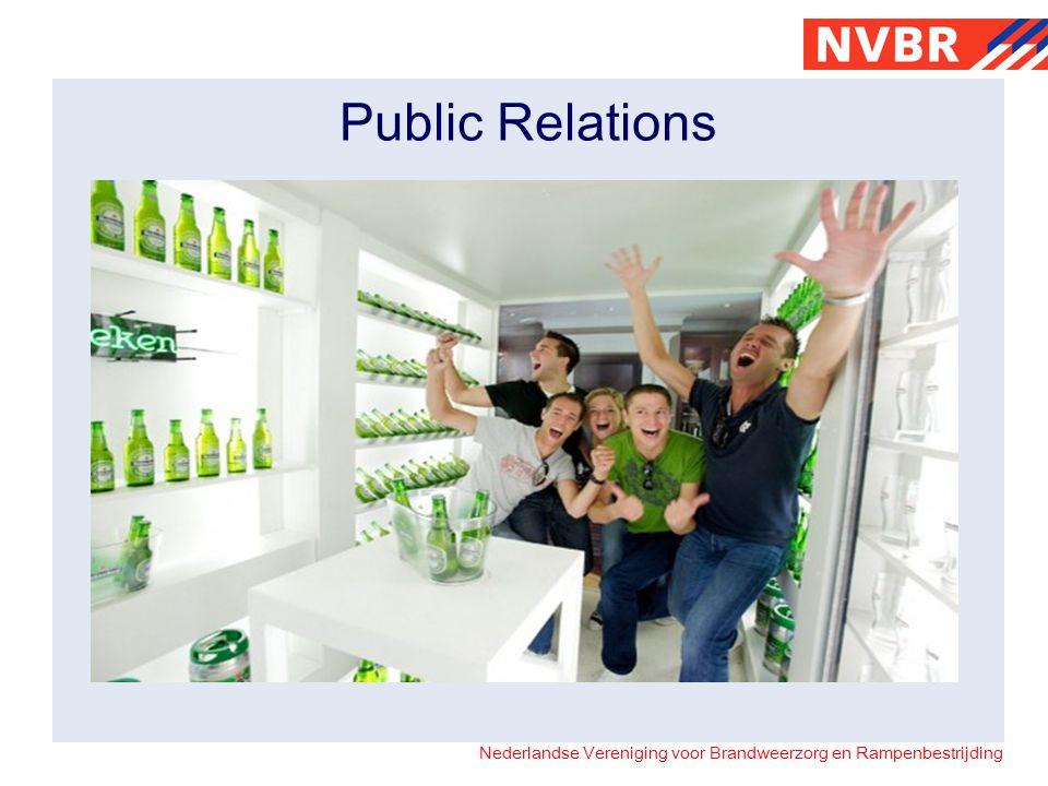 Nederlandse Vereniging voor Brandweerzorg en Rampenbestrijding Public Relations