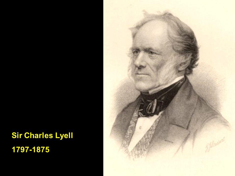 Sir Charles Lyell 1797-1875