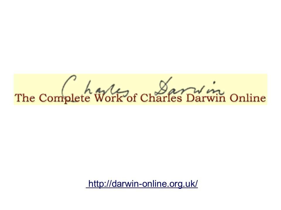 http://darwin-online.org.uk/