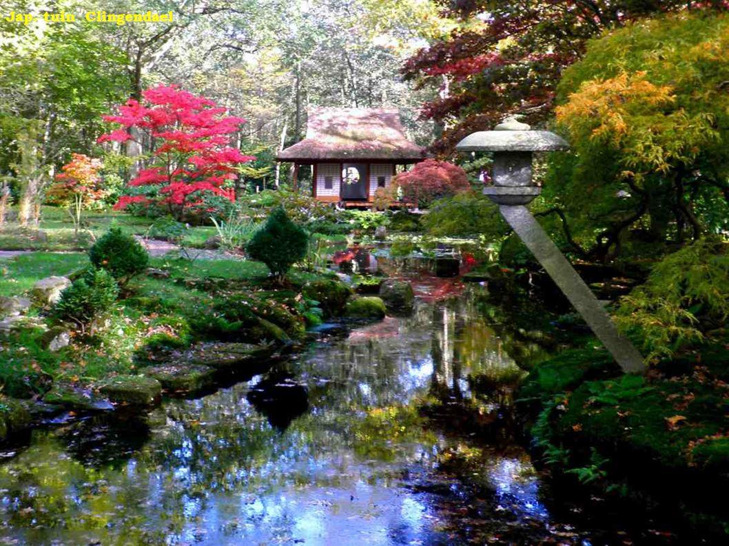 Japanse Landsch. tuin Bot. tuin Wrocklow Japanse tuin Clingendael