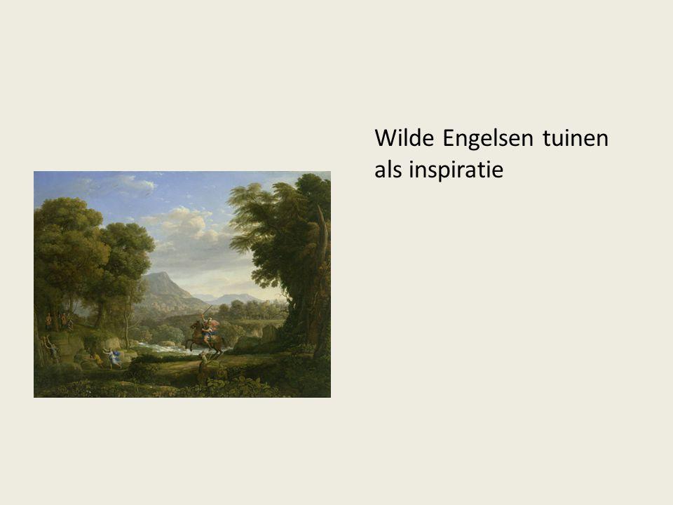 Wilde Engelsen tuinen als inspiratie