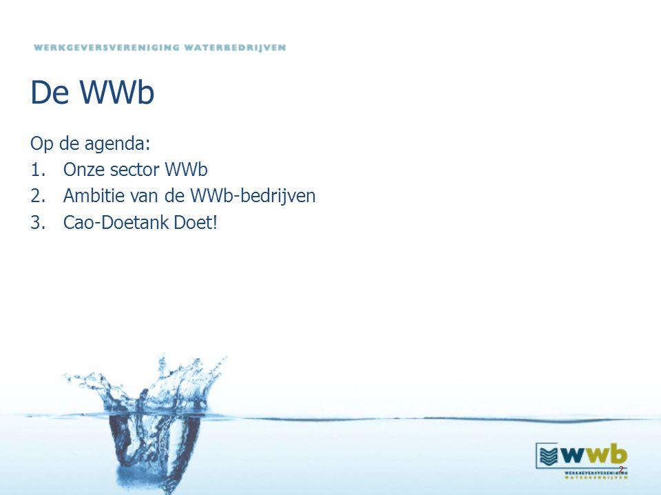33 Onze sector WWb Kenmerken  Stabiele markt  Lange termijn  Strategisch assetmanagement  Duurzaamheid  Blik van binnen naar buiten  Ambacht naar datagestuurd vakmanschap  Betrokken en loyale medewerkers