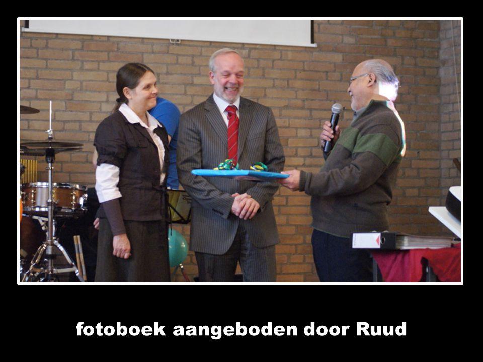 fotoboek aangeboden door Ruud