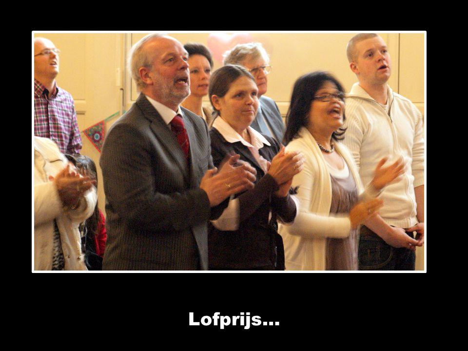 Lofprijs…