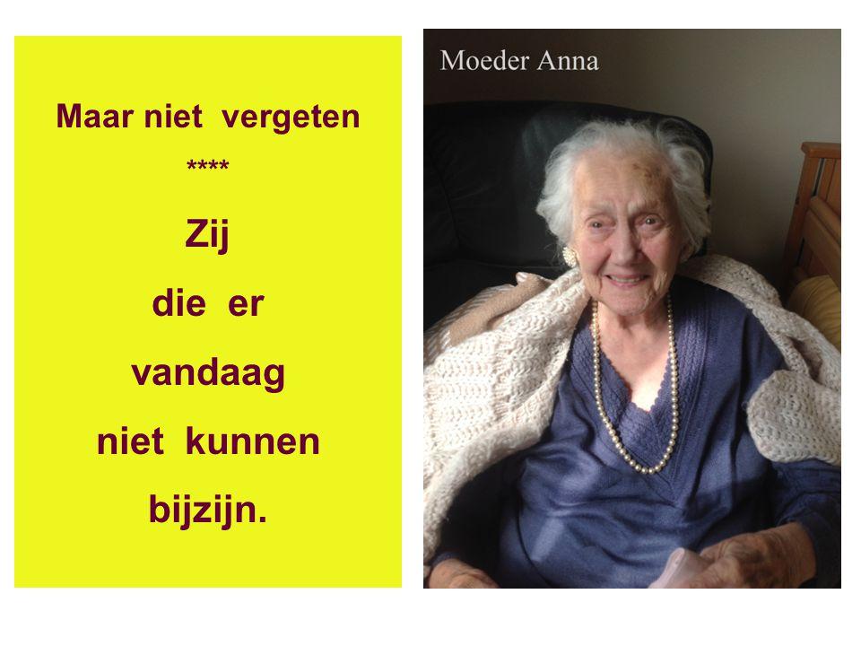 WELKOM Tante Carola 6.10.2012