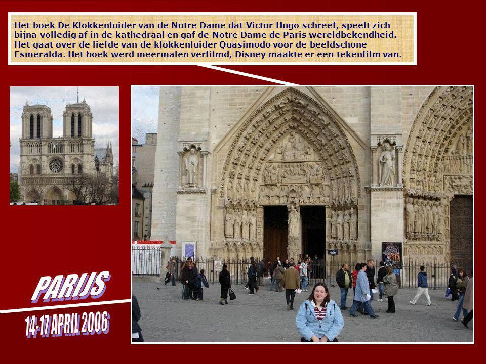 De Notre-Dame is 130 meter lang, de twee niet-afgebouwde torens, die een hoogte hebben van 69 meter, kunnen beklommen worden en bieden een uitzicht over de stad.