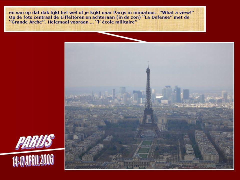 De Tour Montparnasse is de hoogste wolkenkrabber van Frankrijk.