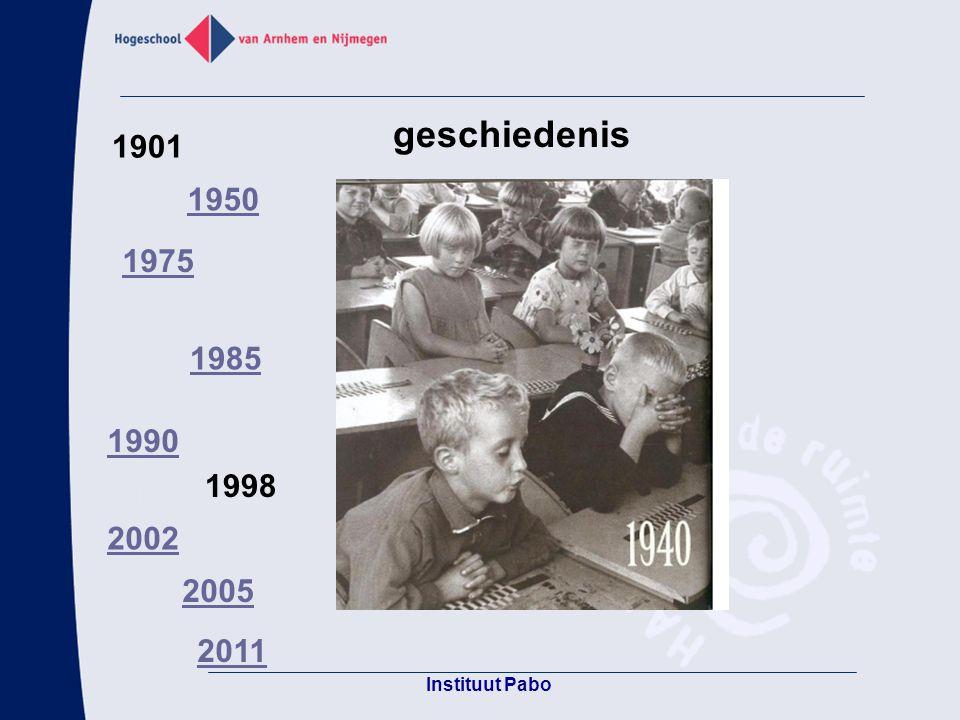 Pabo Groenewoud Nijmegen (h)erkenning