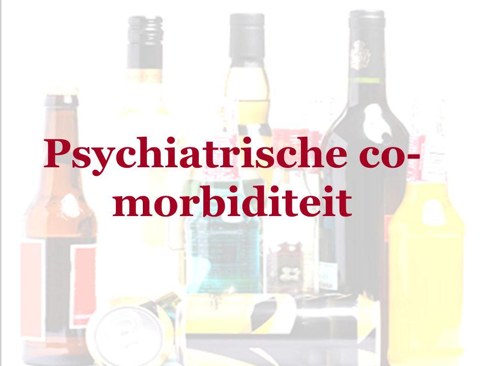 Psychiatrische co- morbiditeit