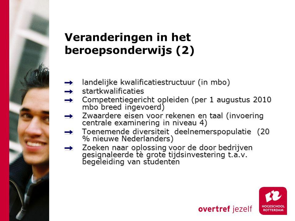 Landelijk onderzoek naar WPL (2) Beide sporen komen samen in het Doorbraakproject Werkplekleren dat onder leiding van Nieuwenhuis (IVA) en binnen de kaders van Het Platform voor Beroepsonderwijs (HPBO) op dit moment wordt uitgevoerd.