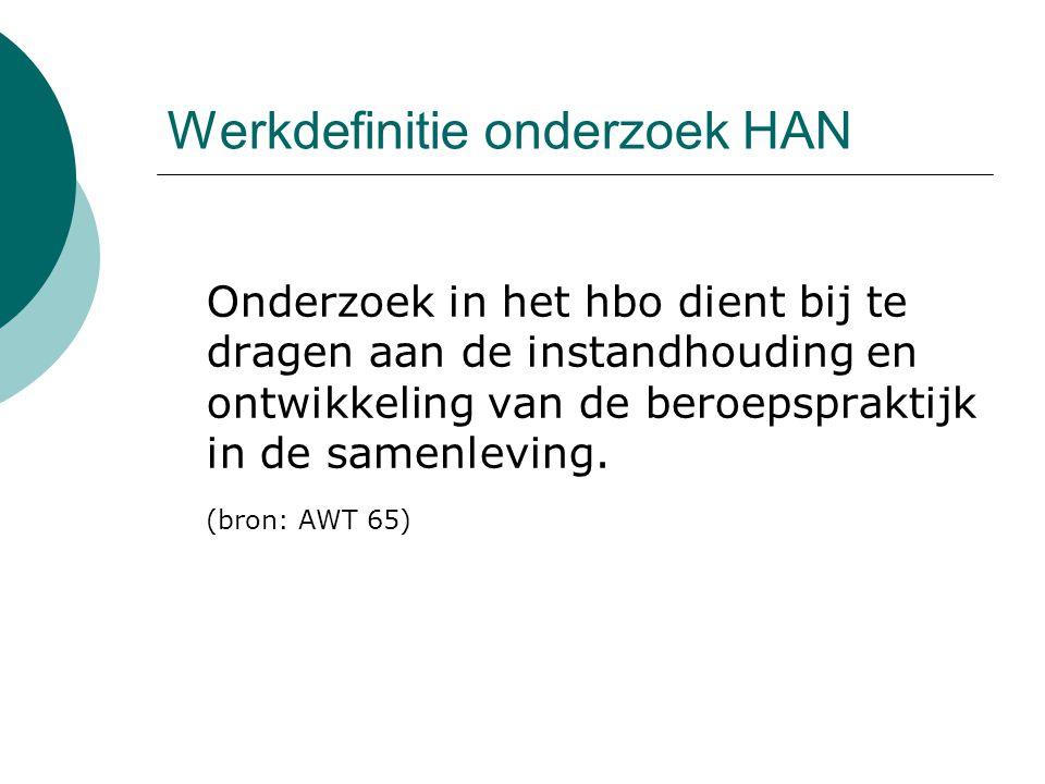 Docent (5) HRM strategie  In HAY-systematiek onderzoek opnemen als kerntaak.