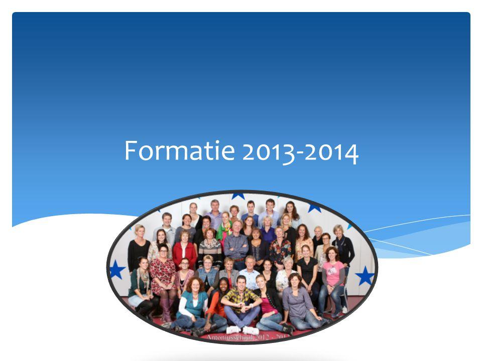 Formatie 2013-2014