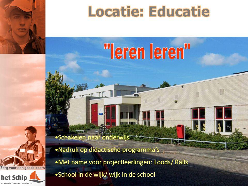 Vestiging in Noordoost Twente Breed aanbod voor leerlingen Nauwe relatie met Twents Carmel Nauwe relatie met jeugdzorg