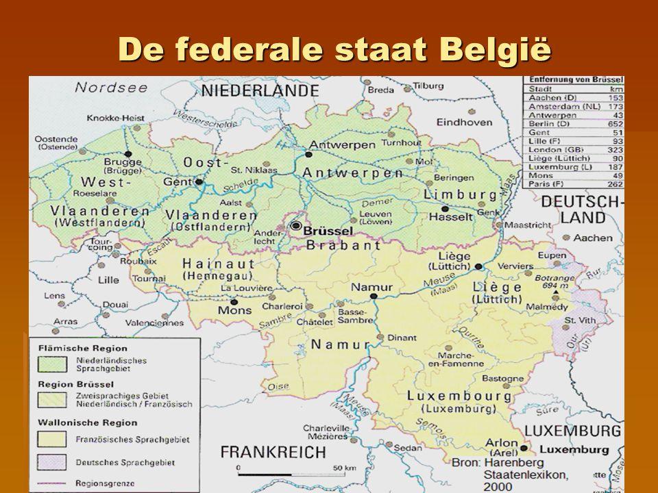 De federale staat België