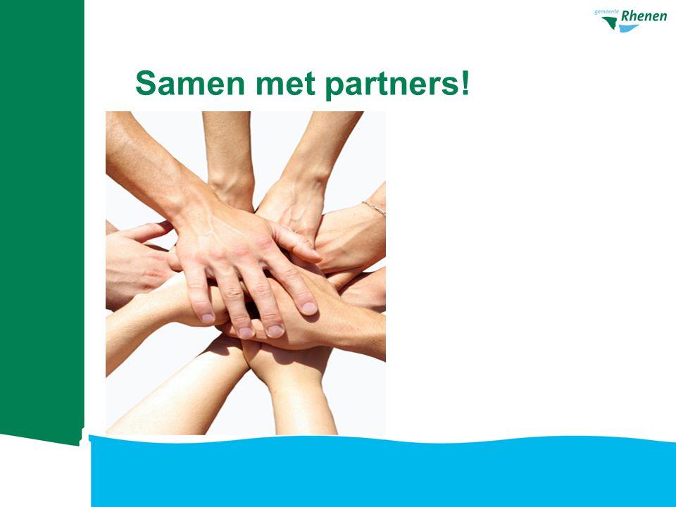 Samen met partners!