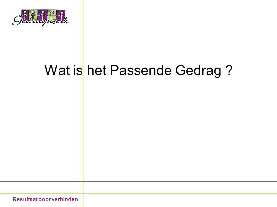 Resultaat door verbinden Wat is er aan de hand in Nederland .