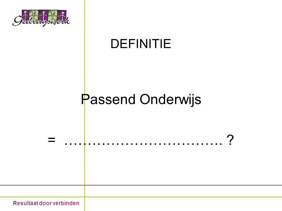 Resultaat door verbinden Wat is er aan de hand in Nederland?