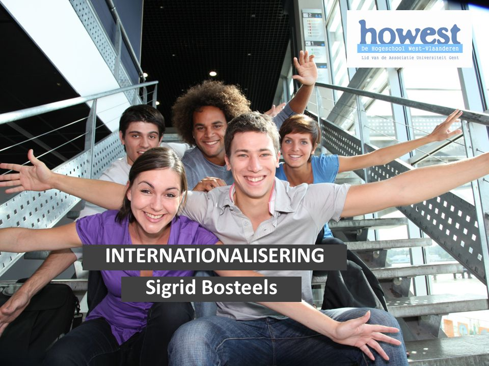 Sigrid Bosteels INTERNATIONALISERING