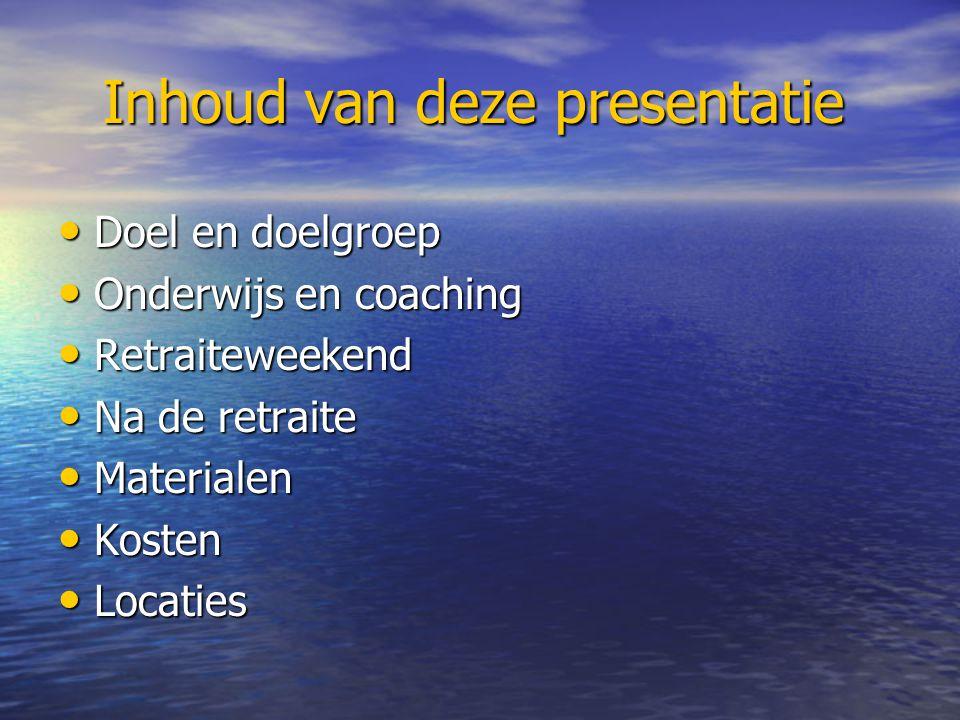 Interesse ? Bezoek onze website en schrijf je in! www.cleansingstream.nl Graag tot ziens!