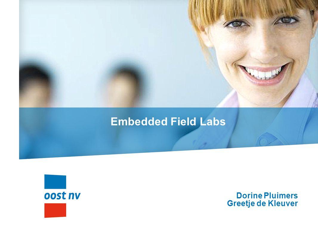 field lab Het field lab verbindt partijen die samen sterker willen staan in zorginnovatie Vanuit een krachtig consortium worden nieuwe producten getest, gevalideerd en doorontwikkeld tot marktintroductie Deze producten worden versneld geïmplementeerd en opgeschaald