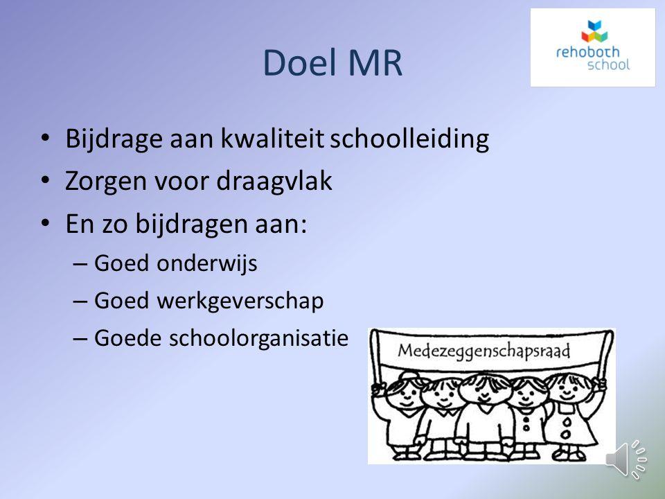 Visie Aandachtspunten 2013-2014 Vergroten betrokkenheid ouders bij de school: – Informeren – Thema avond Na nieuwbouw/renovatie monitoren dat verbouw