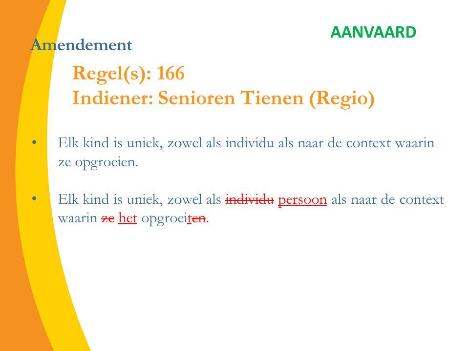 Amendement Dat de beschikkingsvrijheid toelaat zelf te oordelen wat aan wie toekomt na overlijden.