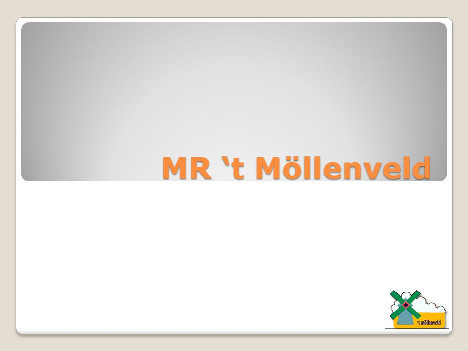 MR 't Möllenveld