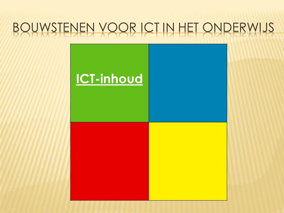 ICT-inhoud