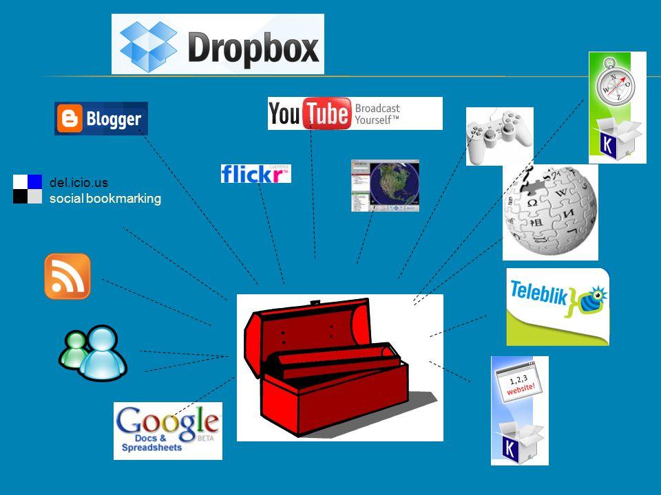 del.icio.us social bookmarking