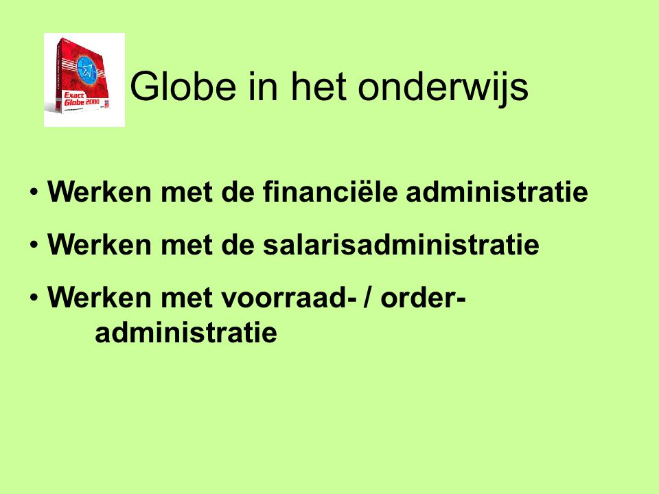 Dit is ons uitgangspunt: Student 1 Student 2 Student 3 Etc.