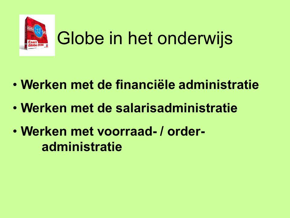 EvW : gebruikers systeembeheerder consulent controller administrator medewerker facturering medewerker inkoop etc.