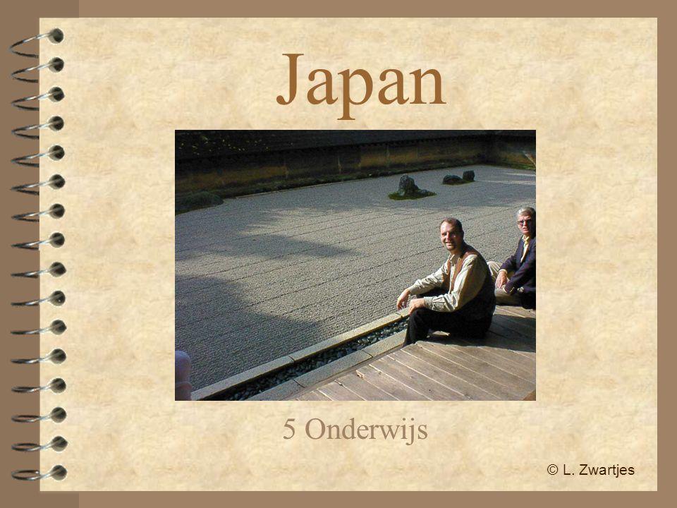 Japan 5 Onderwijs © L. Zwartjes