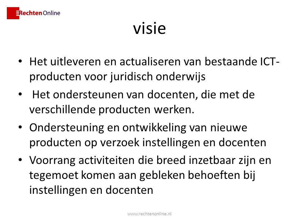 producten CaliAuthor CASE Cyberdam Juridisch gesproken JurInfo Pleit voorbereid Recht in Beeld Rechten iets voor jou.