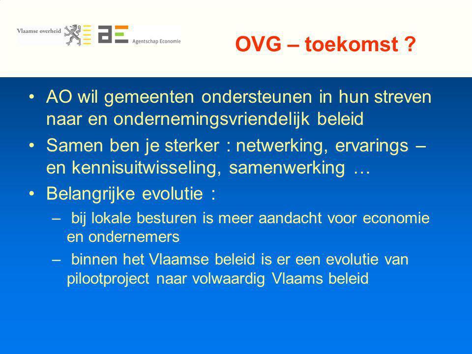 OVG – toekomst .