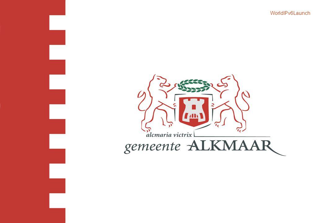 GEN6 deelname Alkmaar ê Gericht op het aanbieden van digitaal loket ê Samenwerkingsverbanden êDiverse partijen in de keten