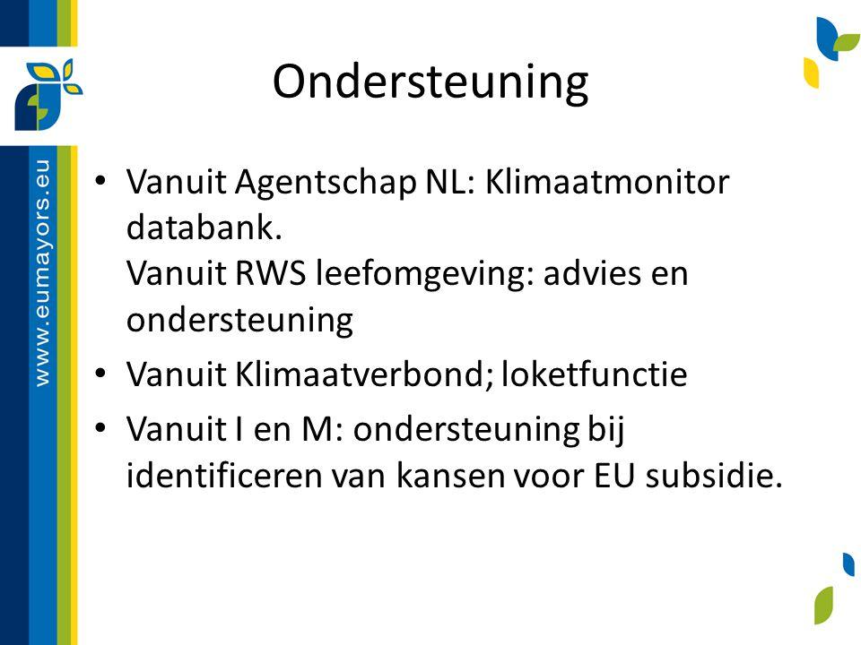 Meer info www.eumayors.eu en www.burgemeestersconvenant.nl www.eumayors.eu www.burgemeestersconvenant.nl Oproep: kom op 23 oktober naar Breda en stel uw vraag aan het Covenant of Mayors Office.