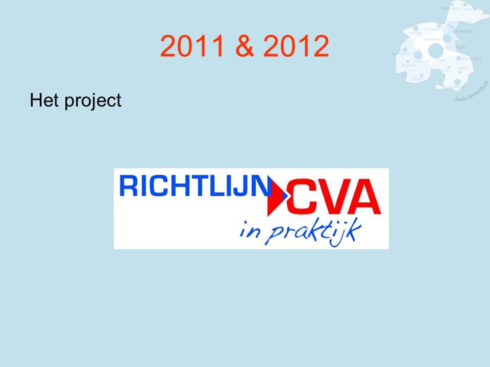 2011 & 2012 Het project