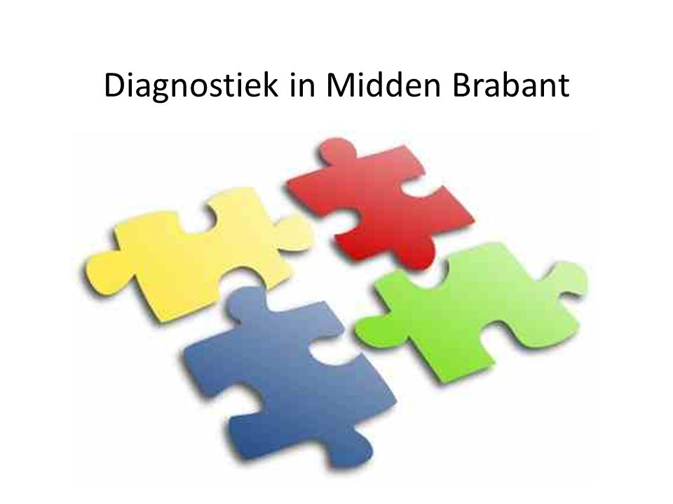 Diagnostiek in Midden Brabant