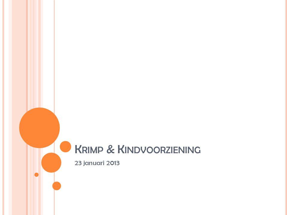 K RIMP & K INDVOORZIENING 23 januari 2013