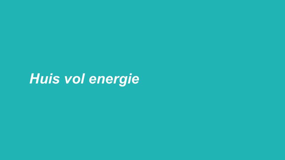 Huis vol energie