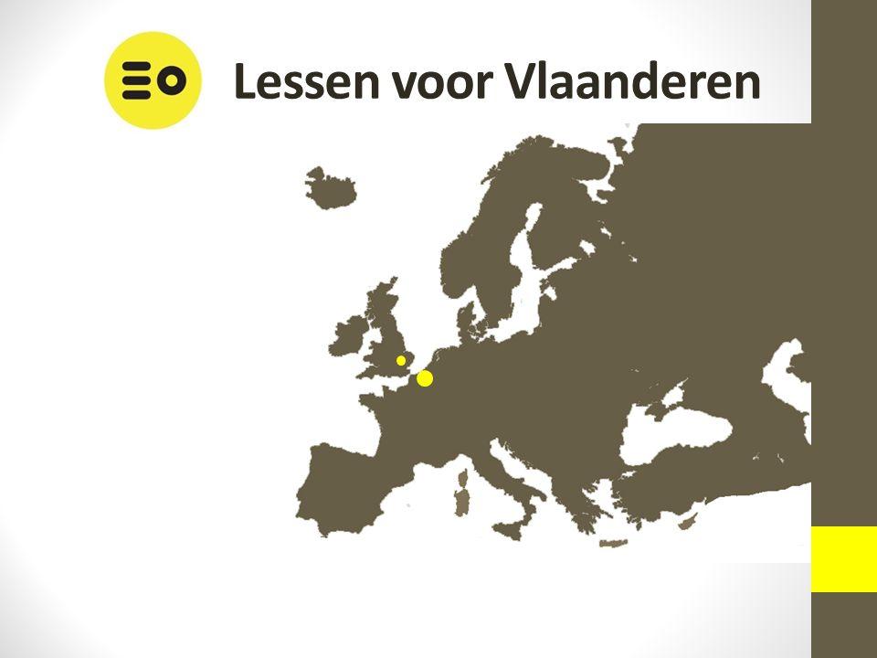Lessen voor Vlaanderen CONCLUSIE Structurele dataverzameling, -verwerking en -verspreiding Structurele verankering in financieringsmodellen Structurele samenwerking over grenzen heen