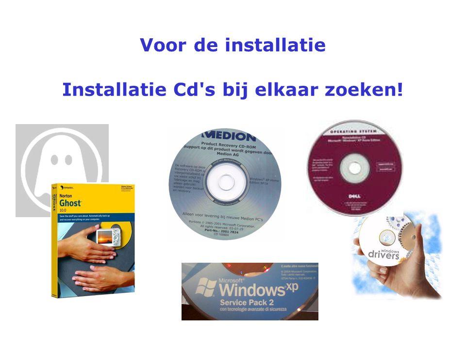 Herinstallatie Windows Wanneer / Waarom? Je bent zeker aan een herinstallatie toe als een PC die ruim binnen de specificaties valt toch beneden de maa